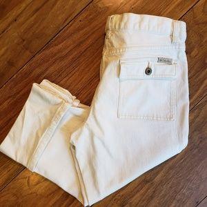 Columbia jean capris size 10